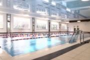 Фітнес центр «Фрістайл». Зона бассейну