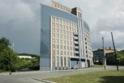 Адміністративний комплекс з підземним паркінгом для потреб ДДАІ МВС України  площею 62 000 м²