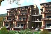 Будівництво готельних апартаментів на території ПрАТ «панс. «Прибрежний»»